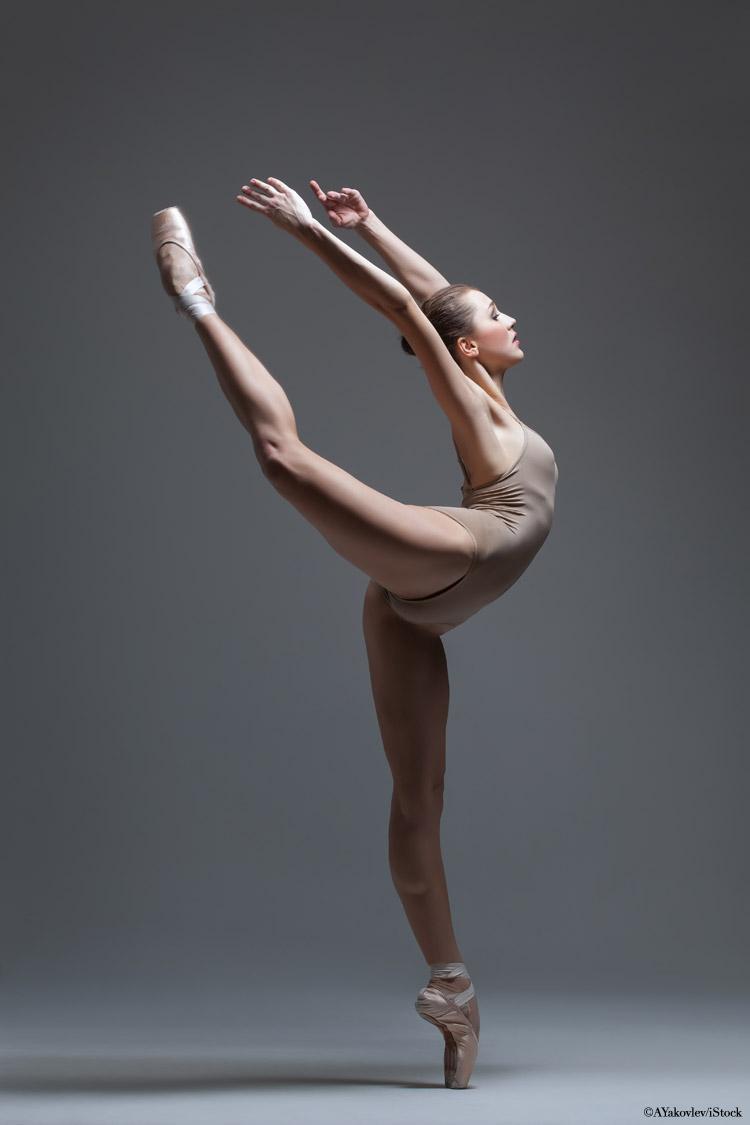ballett haltung