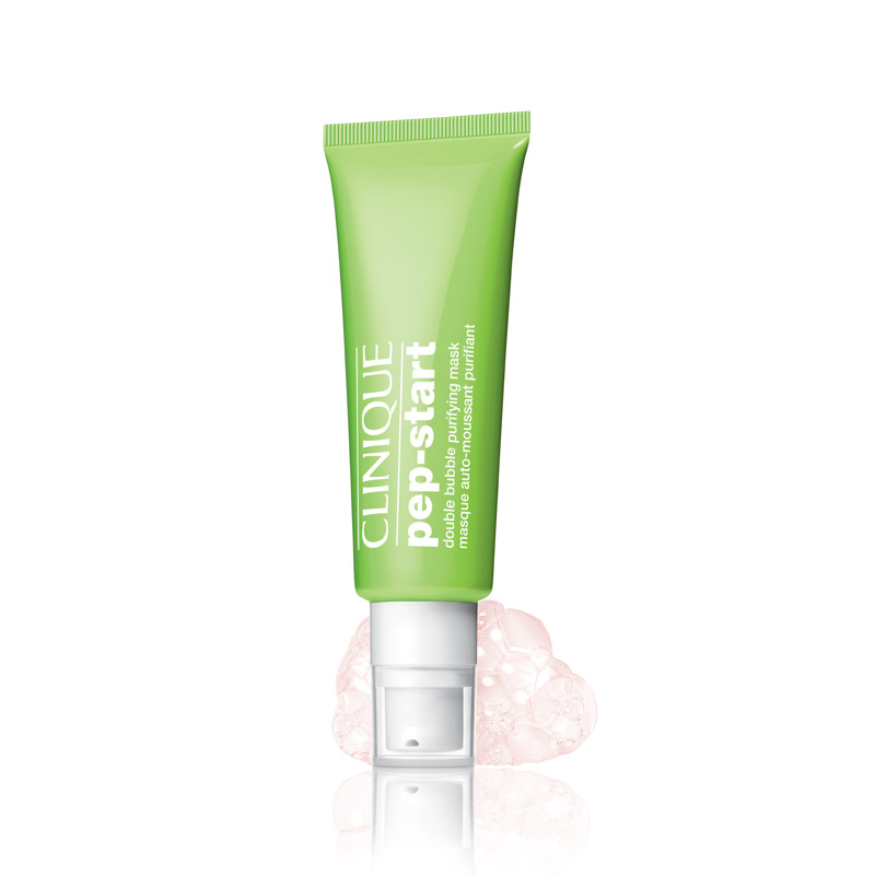 clinique pep start bubble mask