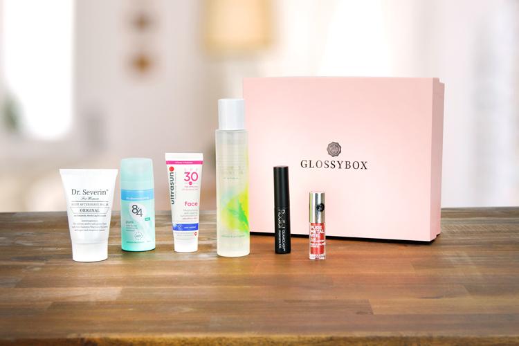 glossybox-mai-unboxing