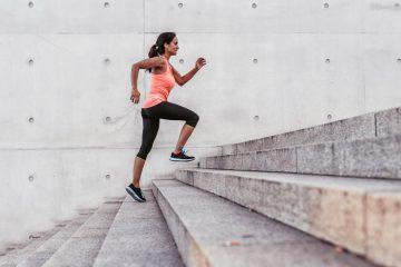laufen joggen hautpflege