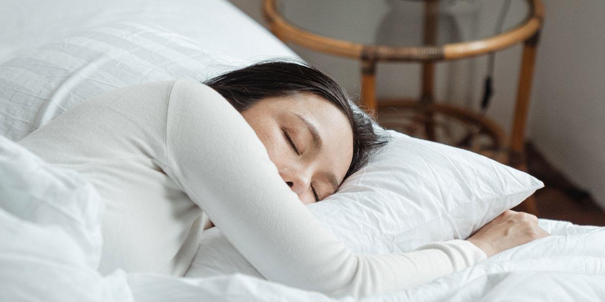 methode schlafen