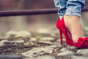 Die optimale Absatzhöhe bei High Heels