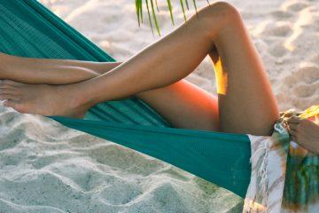 Beine sommerfit machen