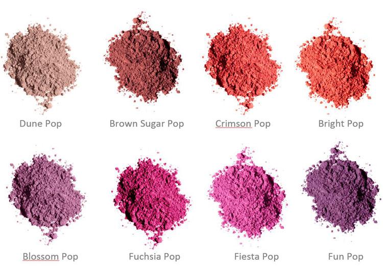farben clinique lip powder