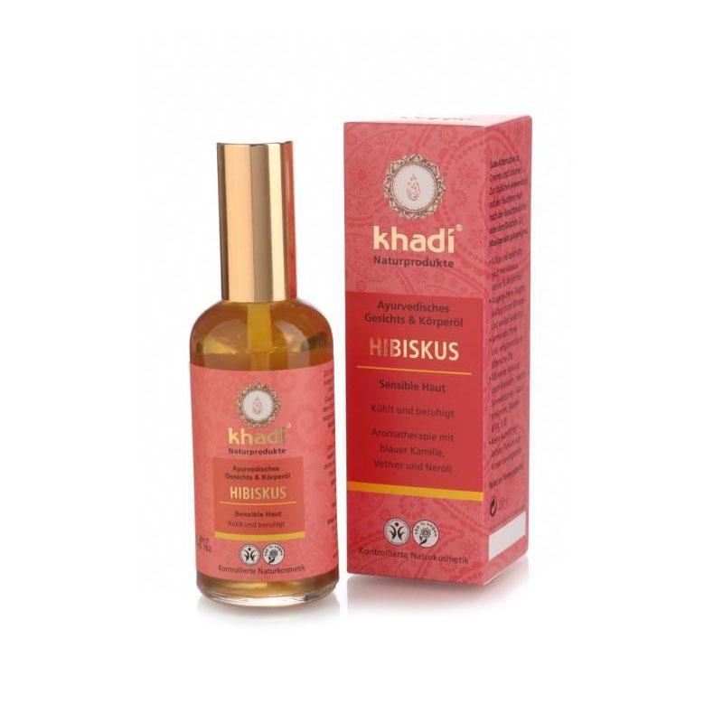 hibiscus khadi