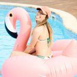 schimmtier inflatable pool