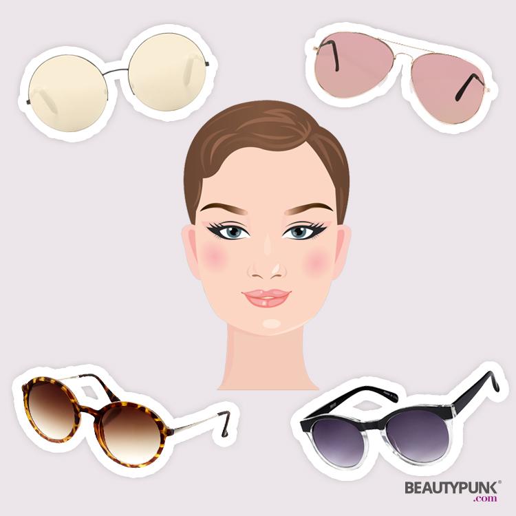 Welche Sonnenbrille passt zu Deiner Gesichtsform? | BEAUTYPUNK