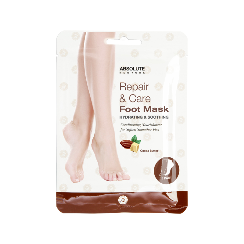 foot mask absolute new york