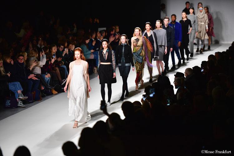greenshowroom fashion show