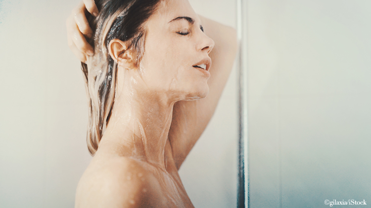 haare waschen haarpflege