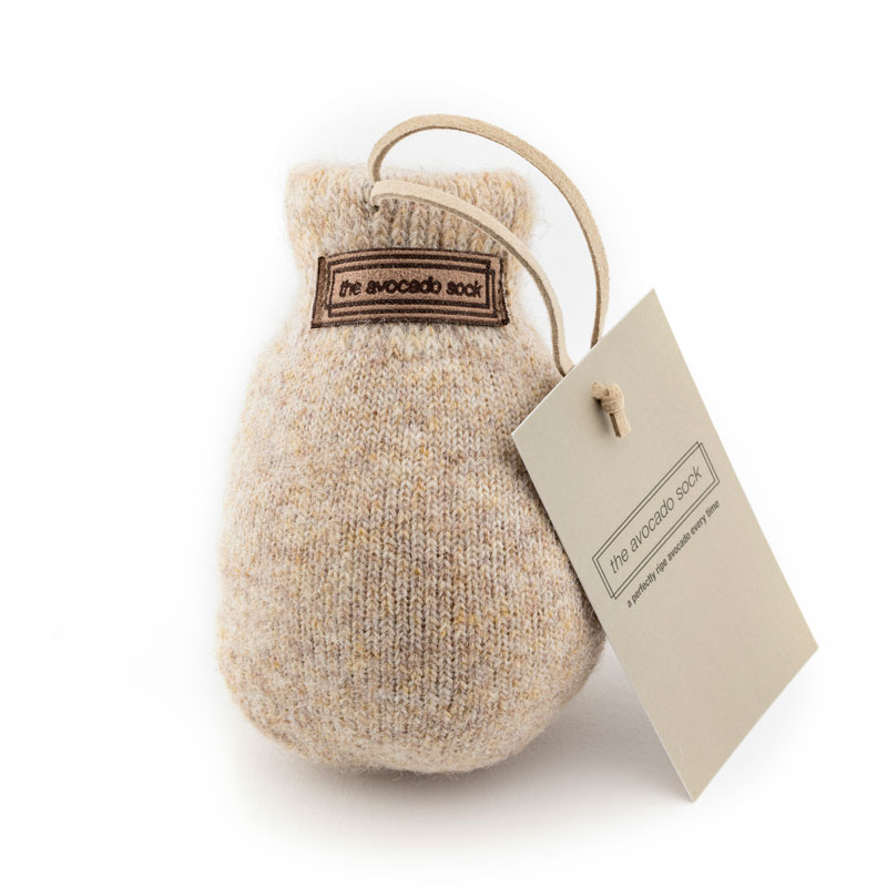 avocado sock beige