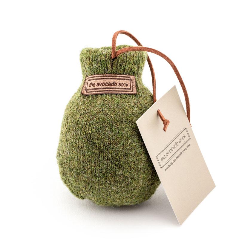 avocado sock gruen