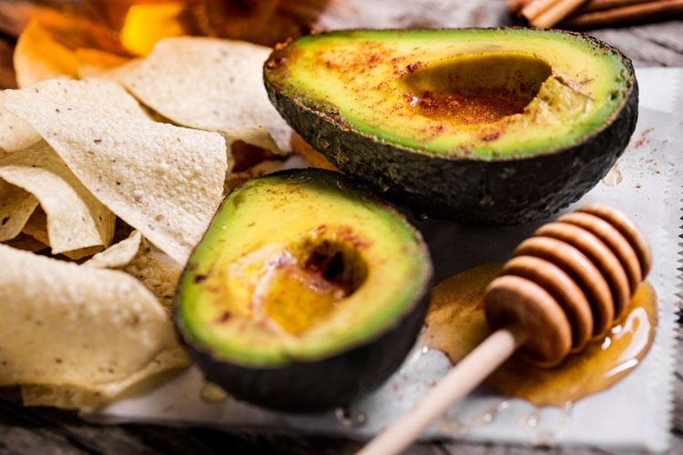 avocadokernpulver essen