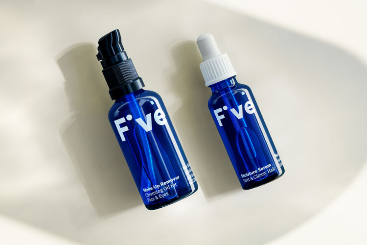 five skincare oil