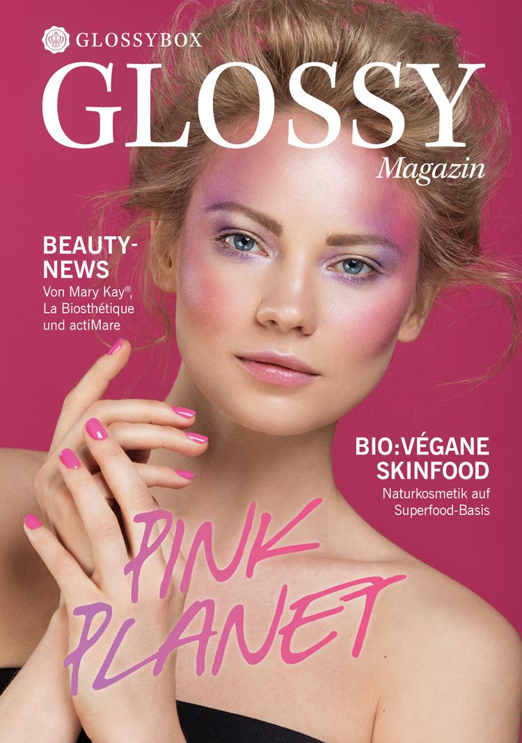 glossy magazin