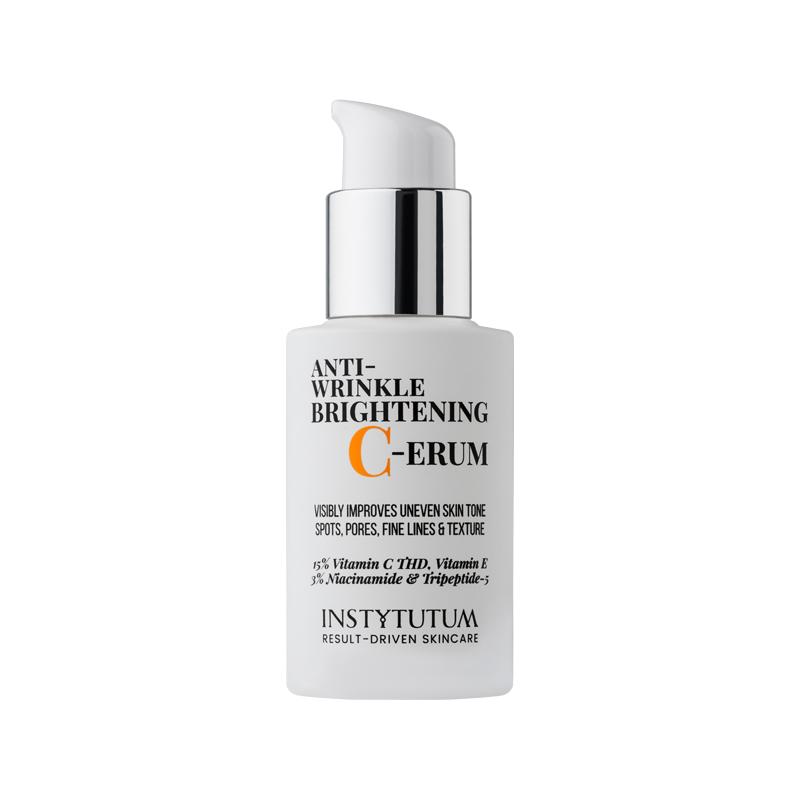 instytutum anti-wrinkle brightening serum mit squalane
