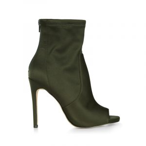 Grüne Sock-Boots