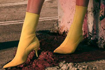 Herbst Trend Sock Boots