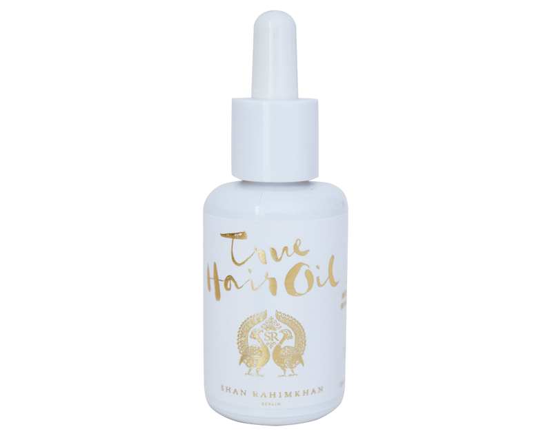 true hair oil haarpflege