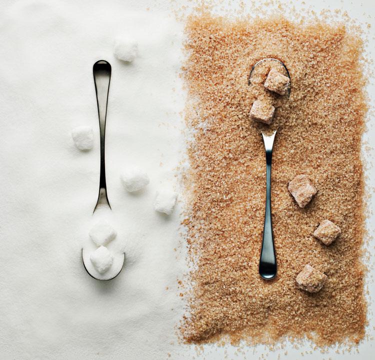 zucker formen
