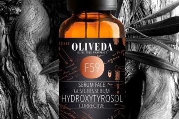 Gesichtsserum Hydroxytyrosol oliveda