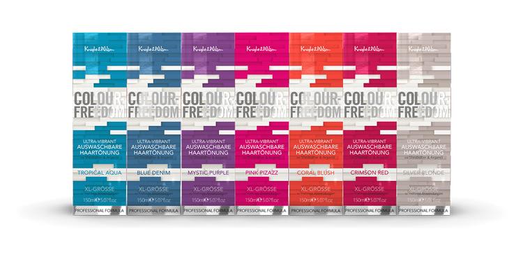 colour freedom range