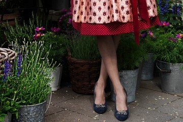 Dirndl Trend Schuhe
