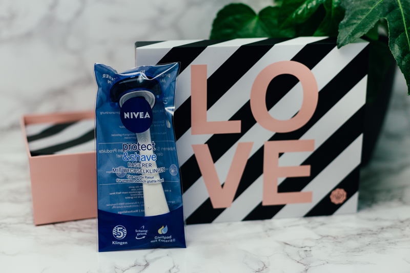 NIVEA protect&shave Rasierer Review