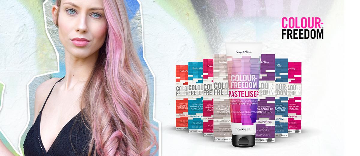 colour-freedom ultra-vibrant