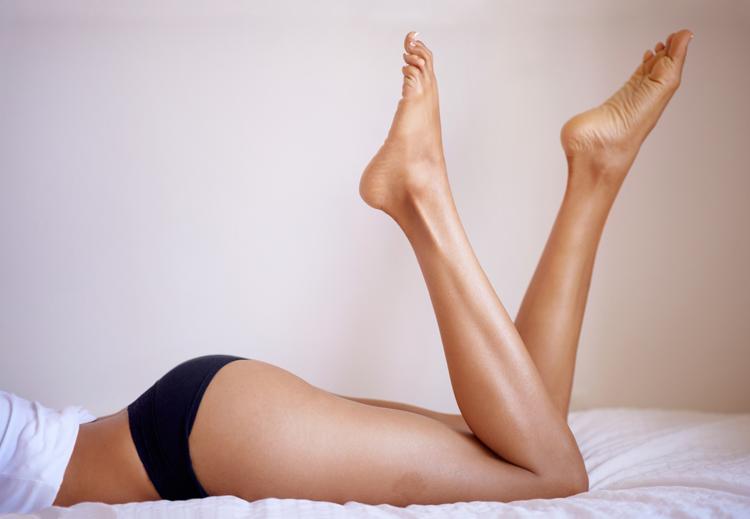 cellulite beine