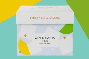 gin tonic fortnum mason tea