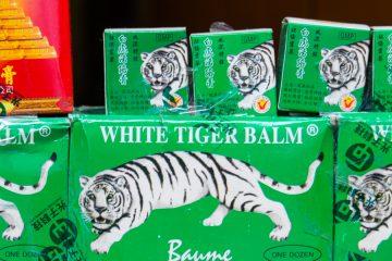 tiger balsam schmerzen