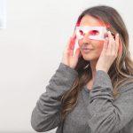 dennis gross led brille