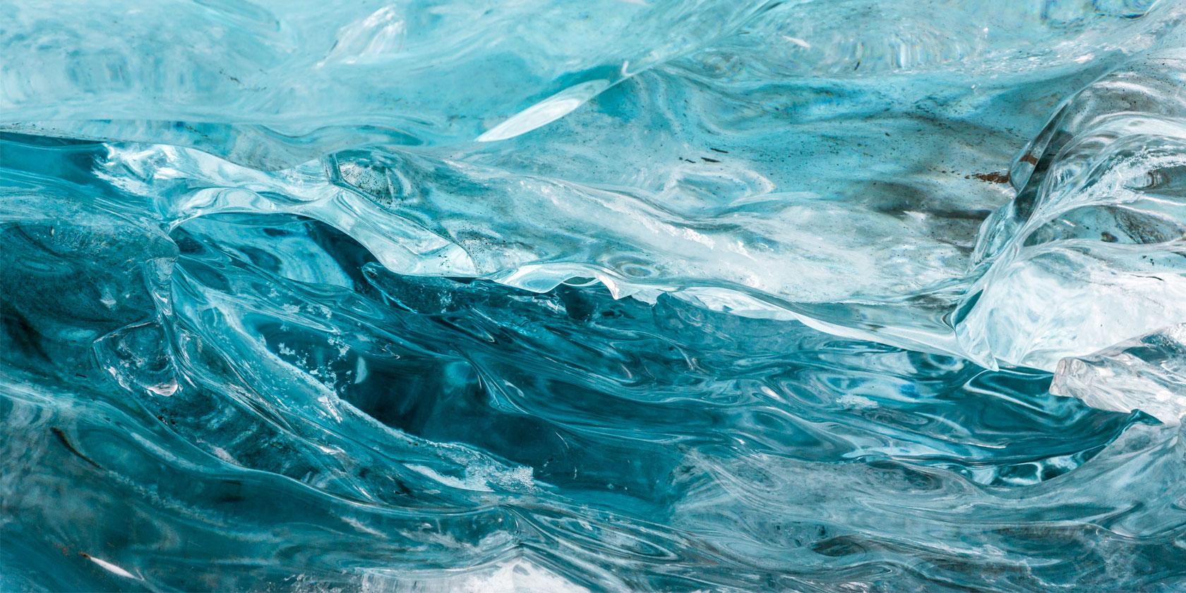 gletscherwasser hautpflege