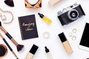 kosmetik organisieren diy ideen