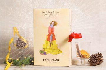 weihnachten adventskalender loccitane