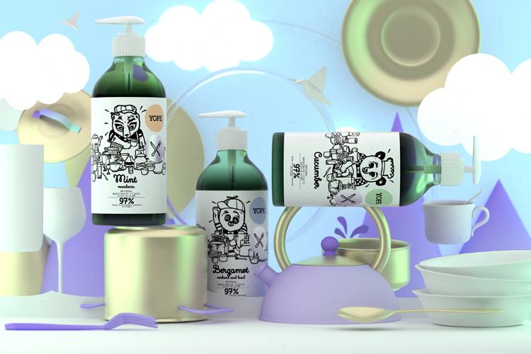 yope washing liquids