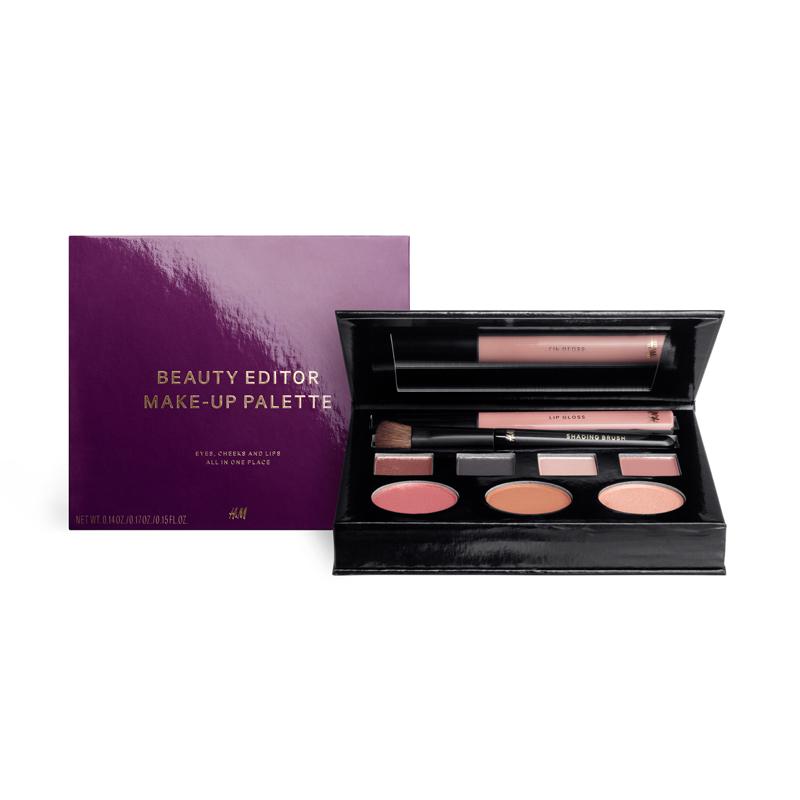hm make-up palette