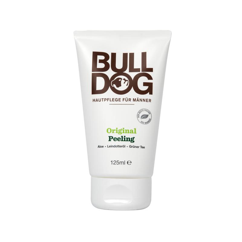 peeling bulldog