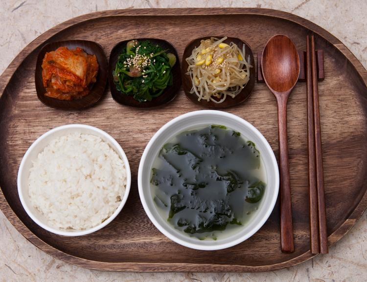 suppe asien korea