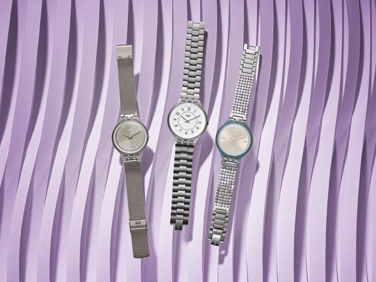 swatch skin silver