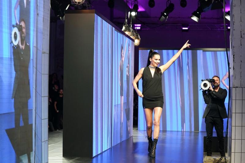 Adriana Lima für Maybelline