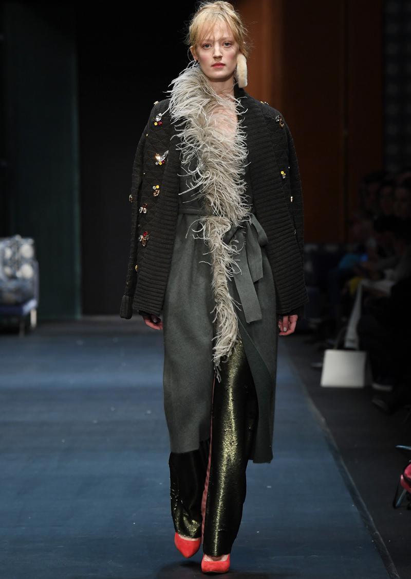 Fashionshow Dawid Tomaszewski