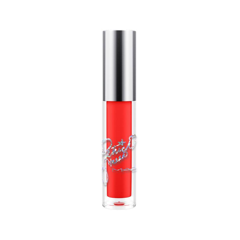 mac lipgloss patrick starrr red