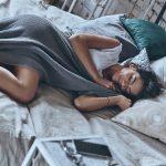 schlafen bedside hautpflege