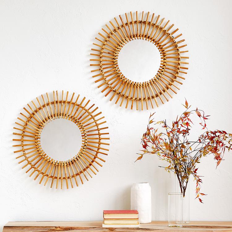sonnenspiegel bringen r ume zum strahlen beautypunk. Black Bedroom Furniture Sets. Home Design Ideas