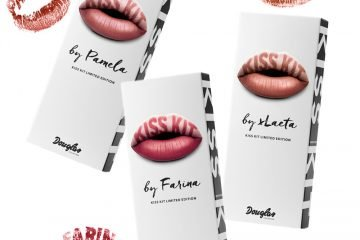 douglas collection influencer kiss kits