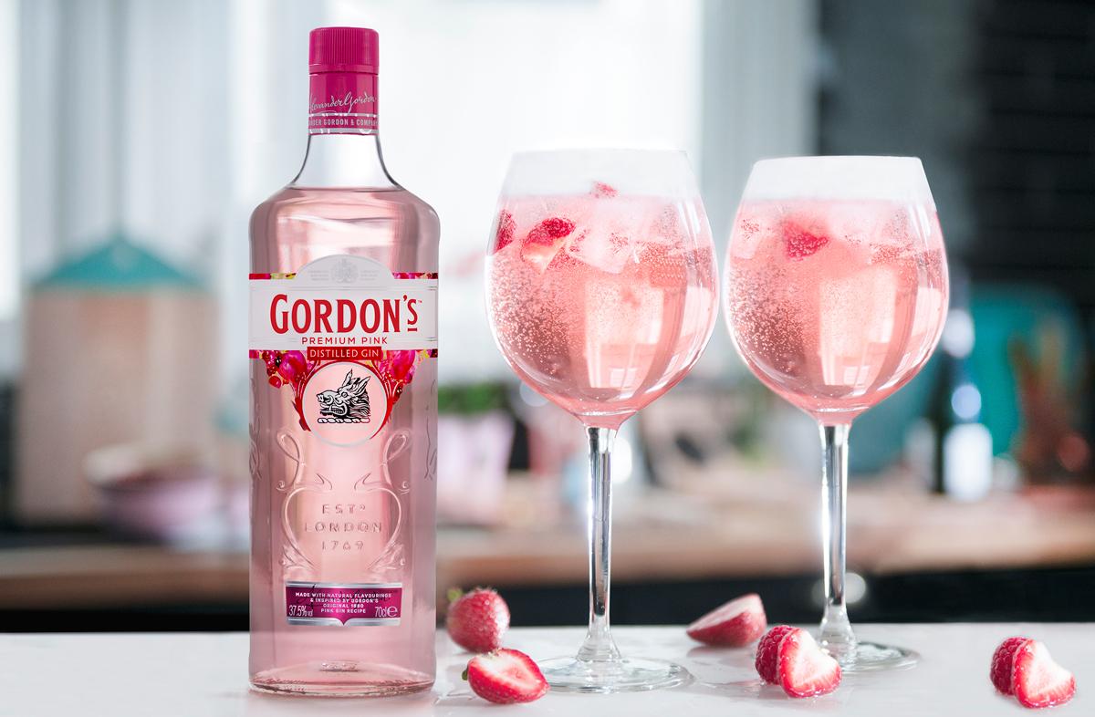 ERFRISCHENDE DRINKREZEPTE VON GORDON\'S PINK GIN | BEAUTYPUNK