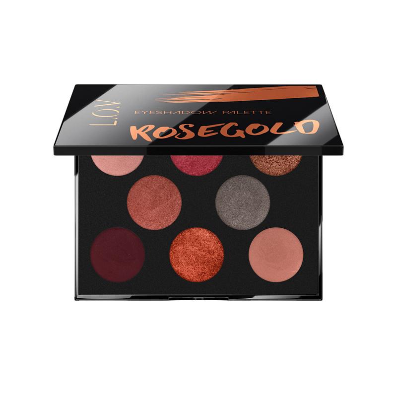 lov palette rosegold
