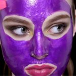 omg purple mask